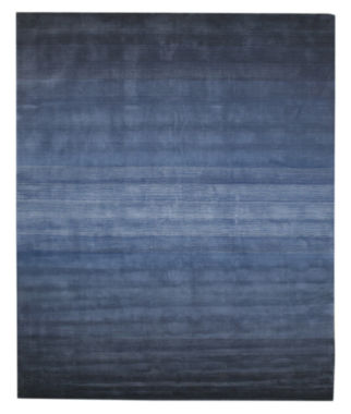 Eastern Rugs Hand-tufted Transitional Abstract Horizon Rug