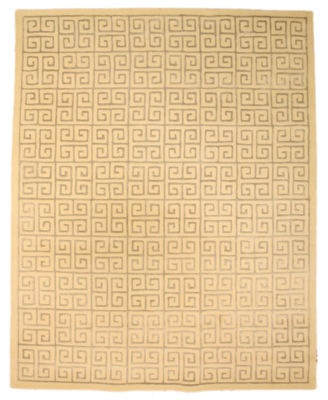Eastern Rugs Hand-tufted Transitional Abstract Ethos Rug