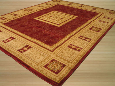 Eastern Rugs Machine-Made Transitional Floral Josephine Rug