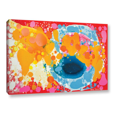 Brushstone Brave Gallery Wrapped Canvas Wall Art