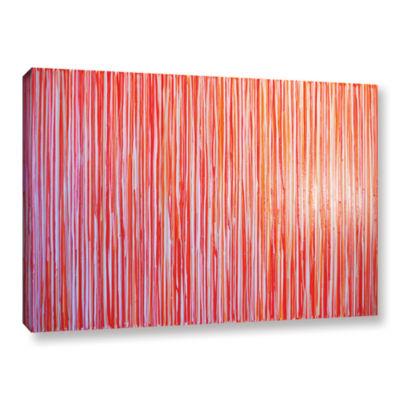 Brushstone Date Night Gallery Wrapped Canvas WallArt