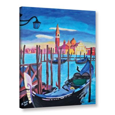 Brushstone San Giorgio Maggiore of Venice GalleryWrapped Canvas Wall Art