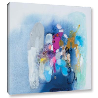 Brushstone Secret Heart Gallery Wrapped Canvas Wall Art