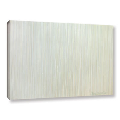 Brushstone Hydrogen Gallery Wrapped Canvas Wall Art