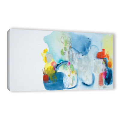 Brushstone Just Like That Gallery Wrapped Canvas Wall Art