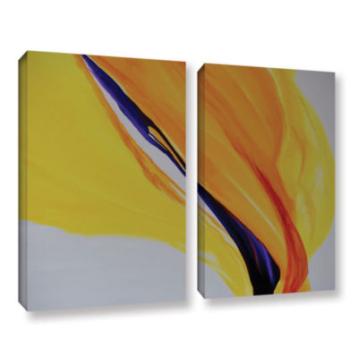 Brushstone Sublime 2-pc. Gallery Wrapped Canvas Wall Art