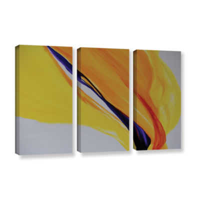 Brushstone Sublime 3-pc. Gallery Wrapped Canvas Wall Art
