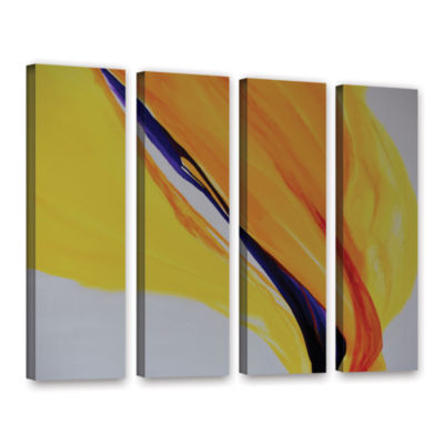 Brushstone Sublime 4-pc. Gallery Wrapped Canvas Wall Art