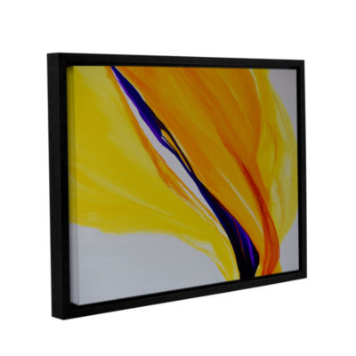 Brushstone Sublime Gallery Wrapped Floater-FramedCanvas Wall Art