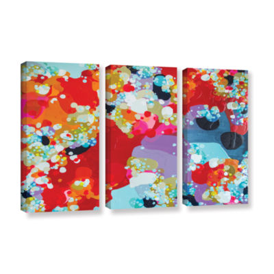 Brushstone Without Boundaries 3-pc. Gallery Wrapped Canvas Wall Art