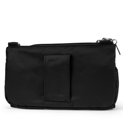 Mundi My Super Convertible Safe Keeper Nylon Waist Bag Wristlet