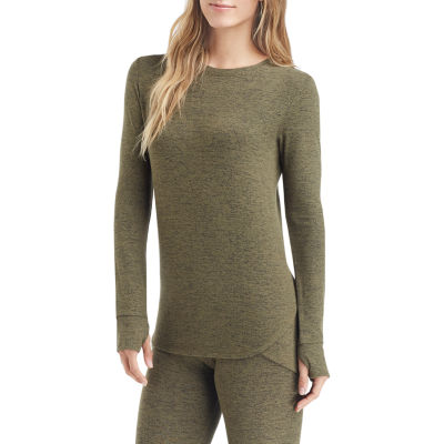 Cuddl Duds Softknit Thermal Shirt