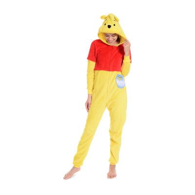 Disney Winnie the Pooh  Long Sleeve Onesie Pajama