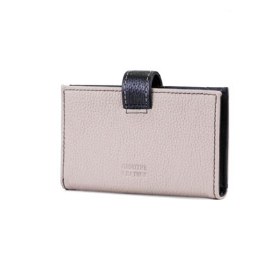 Mundi Rio  Leather Credit Card Holder