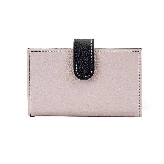 Mundi Rio  Leather Credit Card Holder