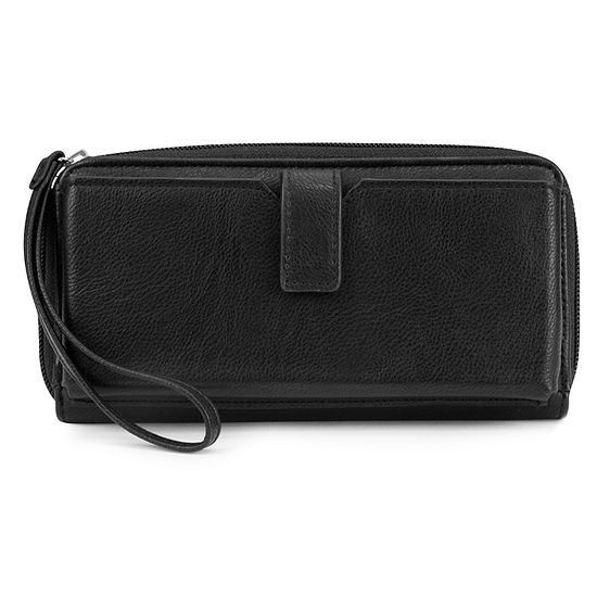 Mundi Phone Genius Rfid Blocking Wristlet Wallet