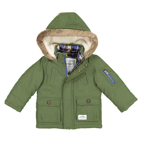 804c05d03 Carter s Hooded Parka - Baby Boy - JCPenney