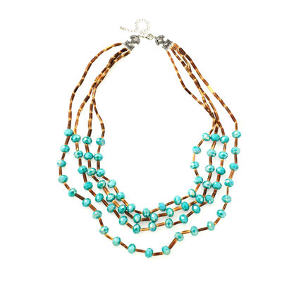 Bijoux Bar Girls Strand Necklace