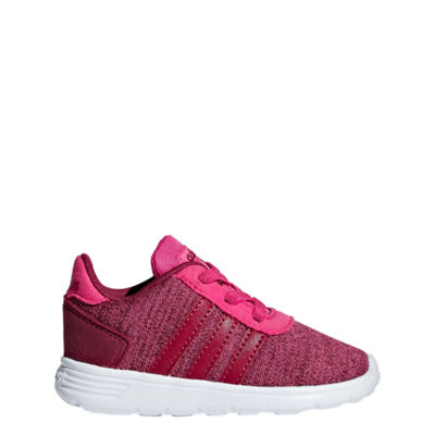 adidas Lite Racer K Girls Running Shoes - Toddler