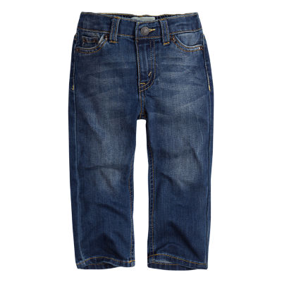 Levi's® ™ Relaxed Fit Jeans-Toddler Boys 2T-4T