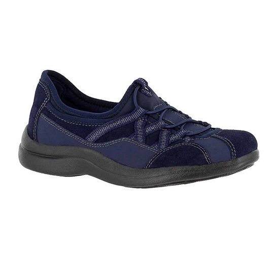 Easy Street Womens Laurel Oxford Shoes Round Toe