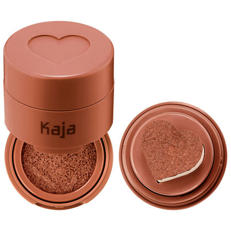 What it is: A cushion blush formula, with a heart-shaped applicator, that blends out to a sheer-to-buildable flush of color.What it does: Show cheeks some love with this cushion blush that delivers a crush-worthy flush. For best use, twist the top to reveal the heart-shaped sponge, pop open bottom, and press the applicator into the cushion compact. Stamp once for a natural-looking glow, and twice for a bold pop of color.What it is formulated WITHOUT:- Parabens- Sulfates- PhthalatesSuggested Usage:-Twist top to reveal heart-shaped applicator. -Pop open bottom compact. -Press sponge into product and stamp on the apples of cheeks. -Blend immediately with fingertips. -Tip: Stamp once for a natural-looking flush, or twice to build to a bold color.-Size:0.17 oz/ 5.02 mLIngredients:Cetyl Ethylhexanoate, Butylene Glycol, Caprylyl Methicone, Polybutene, Mica (Ci 77019), Silica, Methyl Methacrylate Crosspolymer, Synthetic Fluorphlogopite, Polyglyceryl-4 Isostearate, Cyclopentasiloxane, Polypropylsilsesquioxane, Pentylene Glycol, Microcrystalline Wax, Dextrin Palmitate, Stearalkonium Hectorite, Titanium Dioxide (Ci 77891), Caprylyl Glycol, Triethoxycaprylylsilane, Iron Oxides (Ci 77491), Iron Oxides (Ci 77492), Fragrance, Ultramarines (Ci 77007), Iron Oxides (Ci 77499), Red 30 (Ci 73360), Aluminum Hydroxide.