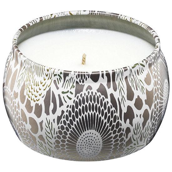 VOLUSPA Mokara Mini Candle in Decorative Tin