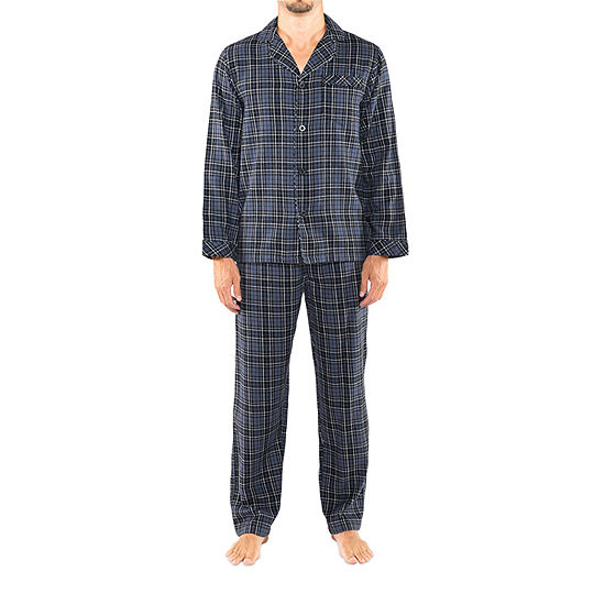 Residence Mens 2-pc. Pant Pajama Set Big
