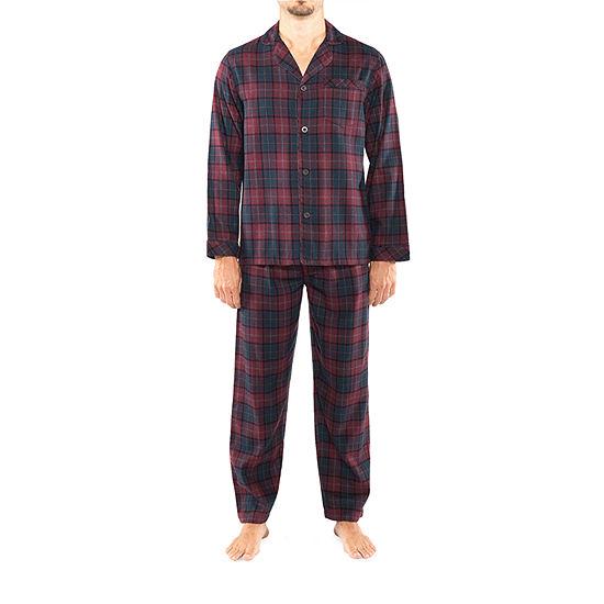 Residence Mens 2-pc. Pant Pajama Set Tall