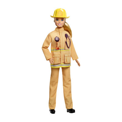 Barbie Career Firefighter