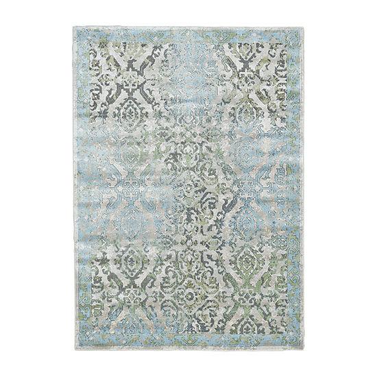 Weave And Wander Daniella Rectangular Indoor Rugs