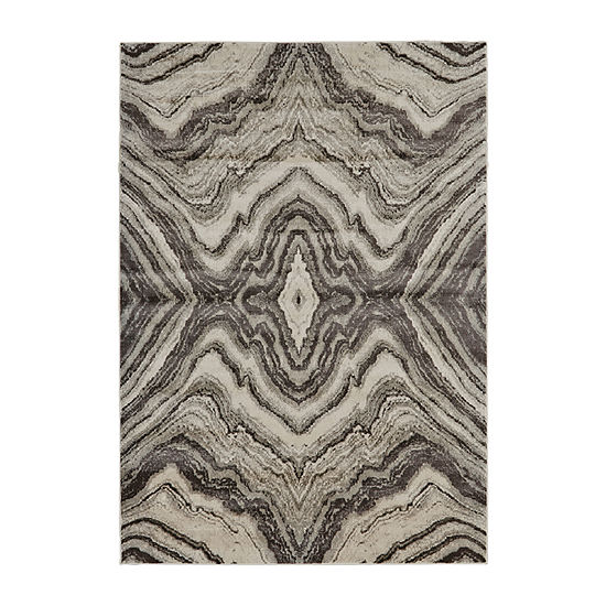 Weave And Wander Aleah Rectangular Indoor Rugs