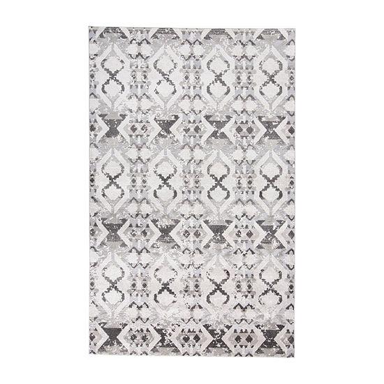 Weave And Wander Clarissa Rectangular Indoor Rugs