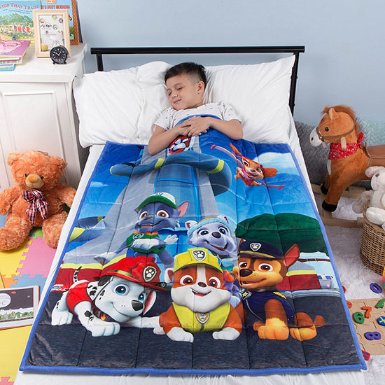 Paw Patrol Weighted Plush Blanket