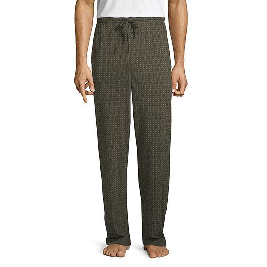 Stafford Mens Knit Pajama Pants - Big and Tall