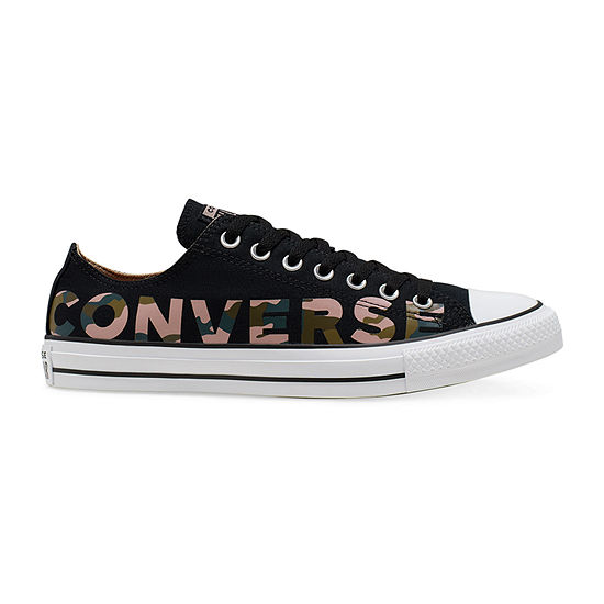 Converse Chuck Taylor All Star Ox Wordmark Mens Sneakers