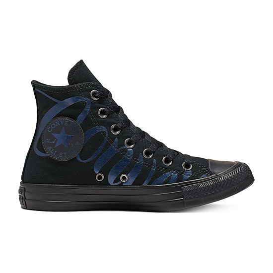 Converse Chuck Taylor All Star Hi Wordmark Womens Sneakers