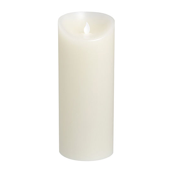 Sharper Image Flicker Candle 3x9 Flameless Candle