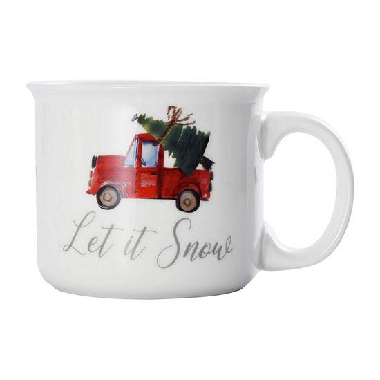 Pfaltzgraff Winterberry Coffee Mug