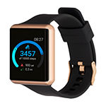 Itouch Air Se Womens Black Smart Watch-Ita41101r75c-003