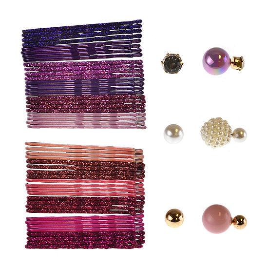 Decree 3 Pair Jewelry Set