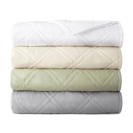 JCPenney Home™ Quilted Down Alternative Full/Queen Blanket