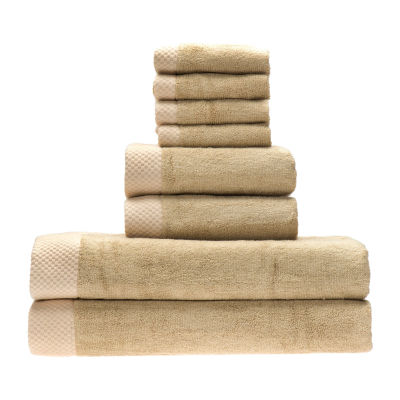 BedVoyage Resort 8-pc. Rayon from Bamboo Bath Towel Set