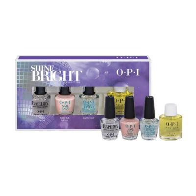 OPI Shine Bright Treatment Mini 4pc