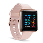 Itouch Air Se Womens Multi-Function Pink Smart Watch-Ita41101r75c-0aa