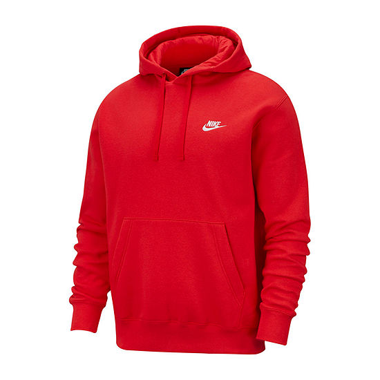 Nike Mens Club Fleece Hoodie