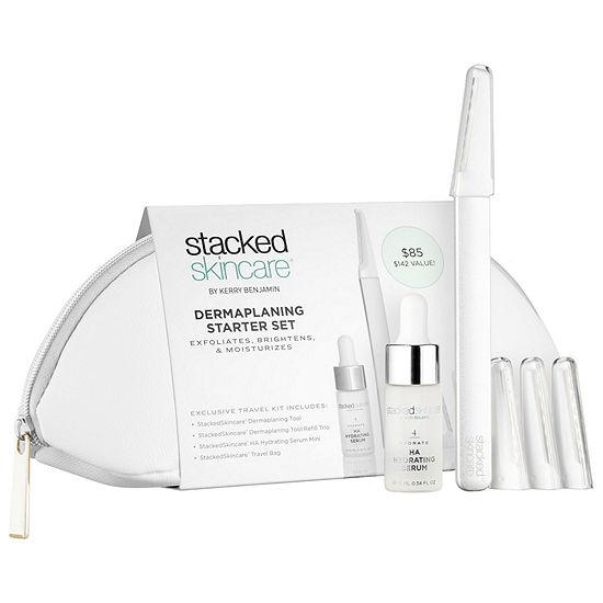 StackedSkincare Dermaplaning Starter Set