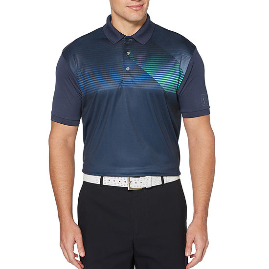 PGA TOUR Big and Tall Mens Short Sleeve Polo Shirt