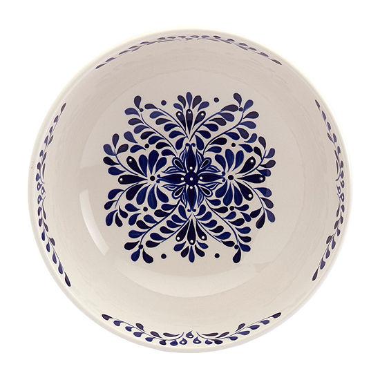 Tabletops Unlimited Carmine Serving Bowl