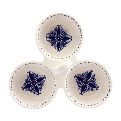 Tabletops Unlimited Carmine Serving Bowl